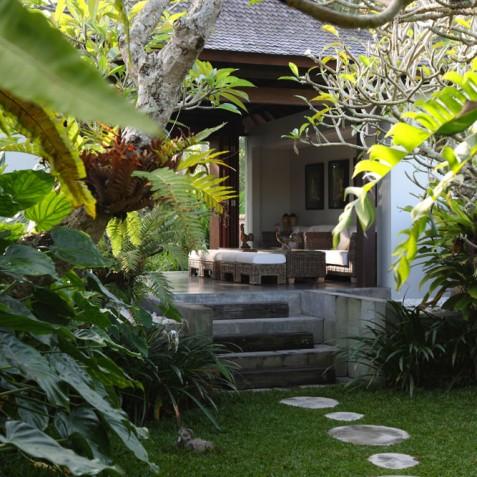 Villa Swarapadi, Ubud, Bali - Pool Lounge