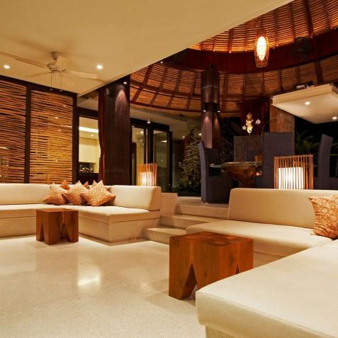 Villa Tukad Pangi - Lounge - Canggu, Bali