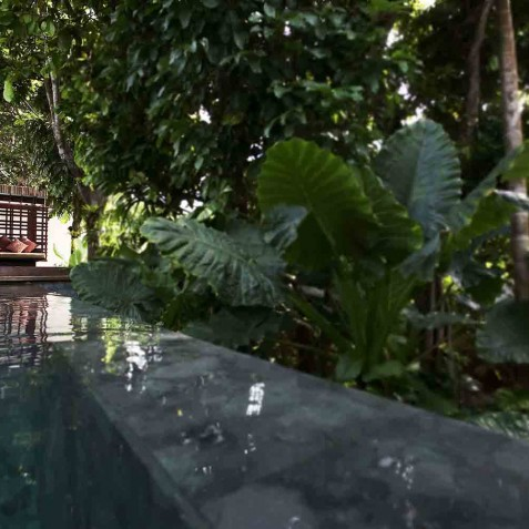 Villa Tukad Pangi - Infinity Pool Edge - Canggu, Bali
