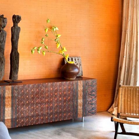 Villa Umah Tampih, Ubud, Bali - Bedroom Detail
