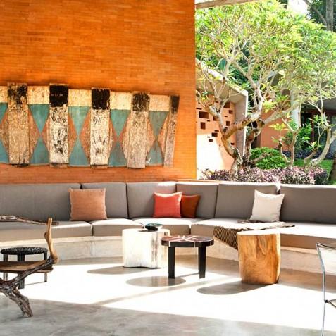 Villa Umah Tampih, Ubud, Bali - Open Air Living