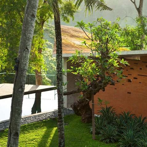 Villa Umah Tampih, Ubud, Bali - Pool Deck