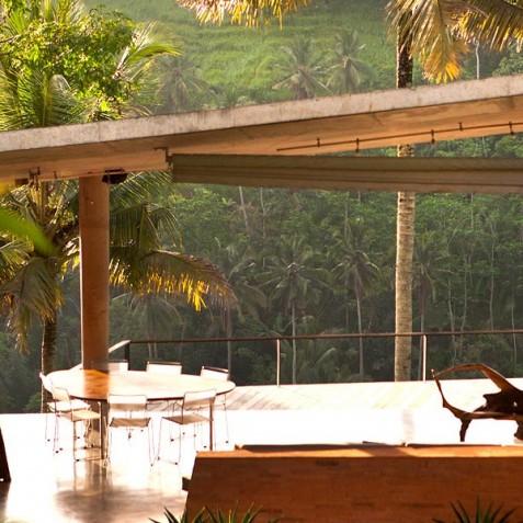 Villa Umah Tampih, Ubud, Bali - View over Jungle