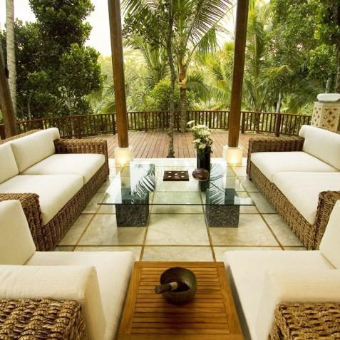 Villa Vajra, Ubud, Bali - Lounge