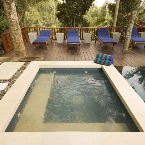 Villa Vajra, Ubud, Bali - Jacuzzi