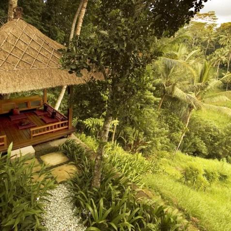 Villa Vajra, Ubud, Bali - Garden Bale