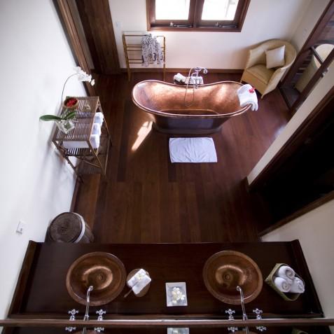 Villa Waringin - Ensuite Bathroom - Pantai Lima, Canggu, Bali