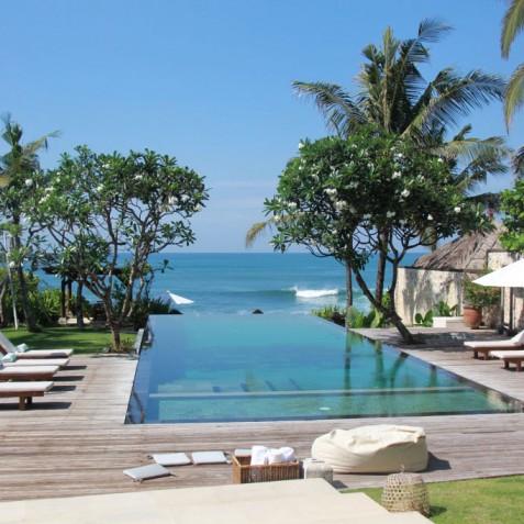 Villa Waringin - Pool - Pantai Lima, Canggu, Bali