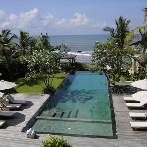 Villa Waringin - Sun Deck and Pool - Pantai Lima, Canggu, Bali