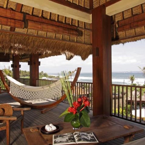 Villa Waringin - Upstairs Terrace - Pantai Lima, Canggu, Bali