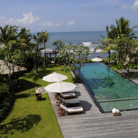 Villa Waringin - Poolside overlooking Ocean - Pantai Lima, Canggu, Bali