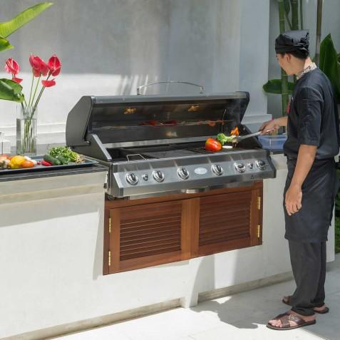 Villa Windu Asri - BBQ - Seminyak, Bali