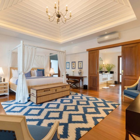 Villa Windu Asri - Guest House Bedroom Suite - Seminyak, Bali