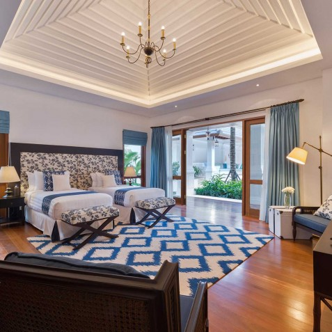Villa Windu Asri - Guest House Twin Suite - Seminyak, Bali