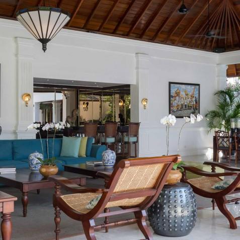 Villa Windu Asri - Lounge and Bar - Seminyak, Bali
