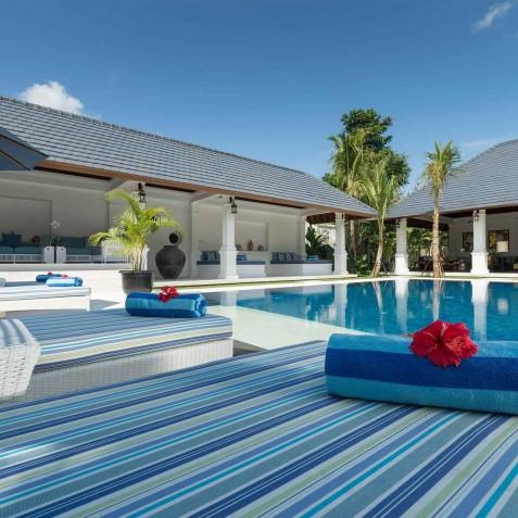 Villa Windu Asri - Pool Living - Seminyak, Bali