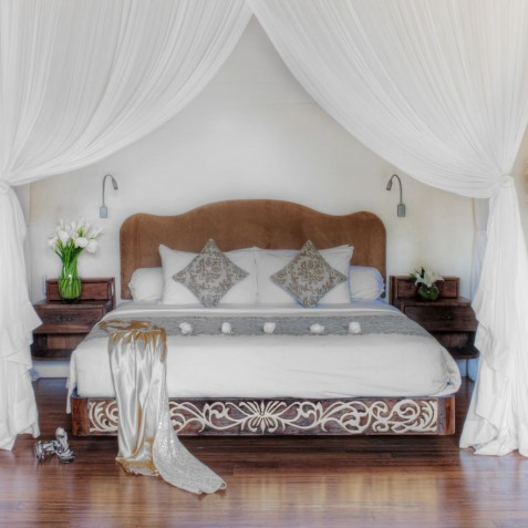Villa Lataliana I - Bedroom Two - Seminyak, Bali