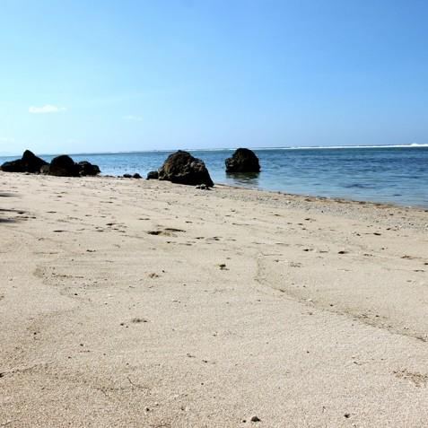 Bidadari Cliffside Estate, Nusa Dua, Bali - Beach