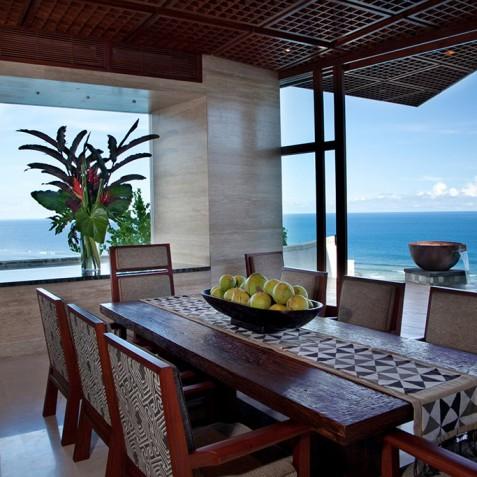 Bidadari Cliffside Estate, Nusa Dua, Bali - Dining