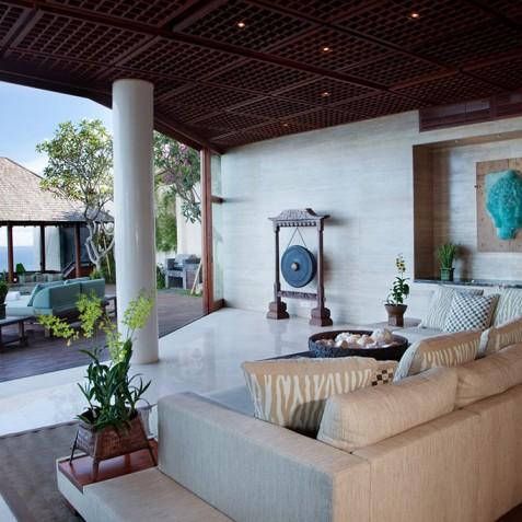 Bidadari Cliffside Estate, Nusa Dua, Bali - Lounge