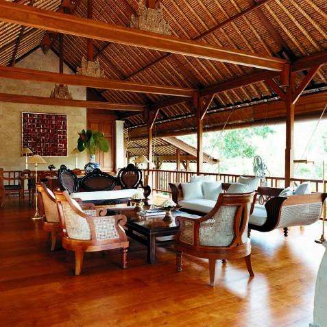 COMO Shambhala Estate, Bali - Bayugita Residence - Living Area