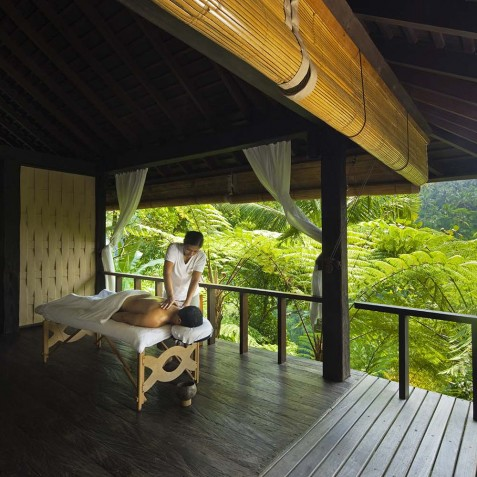 COMO Shambhala Estate, Bali - Kedara Treatment Pavilion