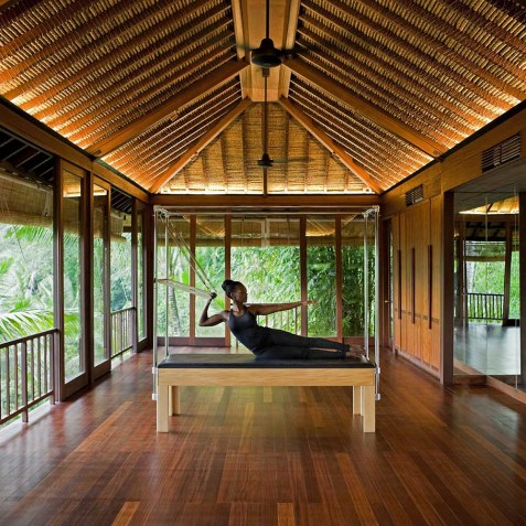 COMO Shambhala Estate, Bali - Pilates Studio