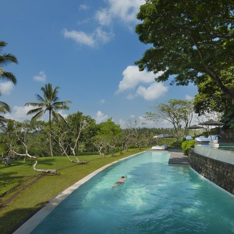COMO Shambhala Estate, Bali - Lap Pool