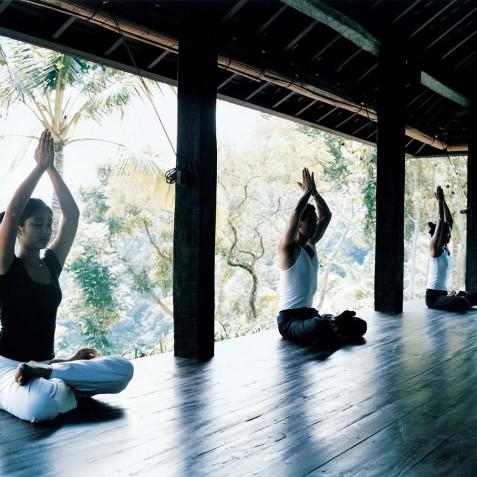 COMO Shambhala Estate, Bali - Yoga
