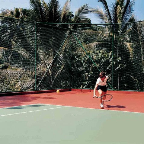 COMO Shambhala Estate, Bali - Tennis Court