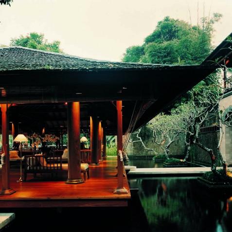 COMO Shambhala Estate, Bali - Tirta Ening Residence - Living