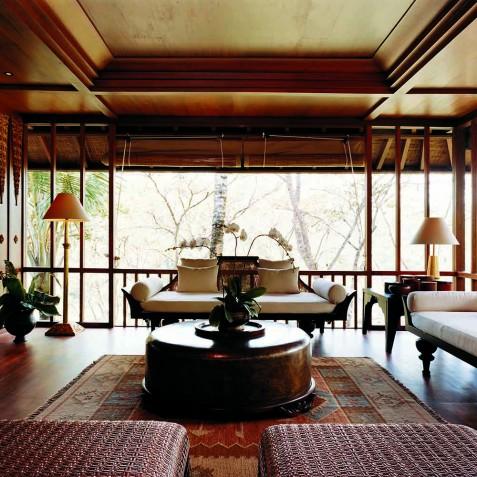 COMO Shambhala Estate, Bali - Umabona Residence - Living Area
