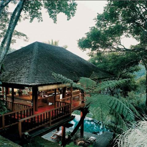 COMO Shambhala Estate, Bali - Wanakasa Residence - Living