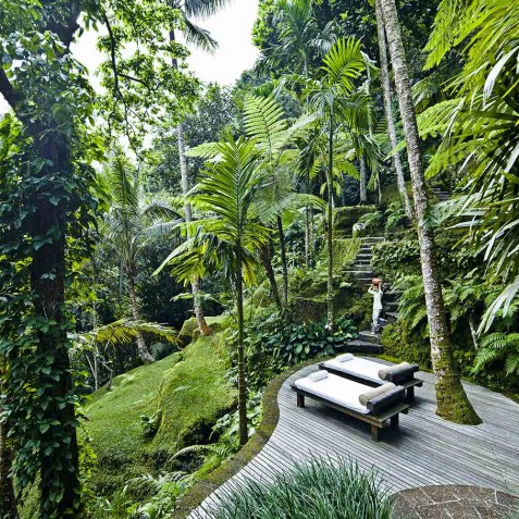 COMO Shambhala Estate, Bali - Water Gardens