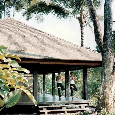 COMO Shambhala Estate, Bali - Yoga Pavilion