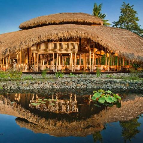 Fivelements Puri Ahisma, Bali - Award Winning Sakti Restaurant