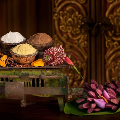Fivelements Puri Ahisma, Bali - Chocolate Love Spa Treatment