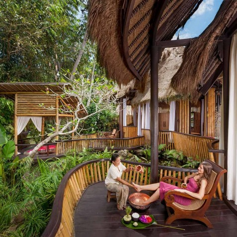 Fivelements Puri Ahisma, Bali - Bidadari Beauty Sanctuary Spa