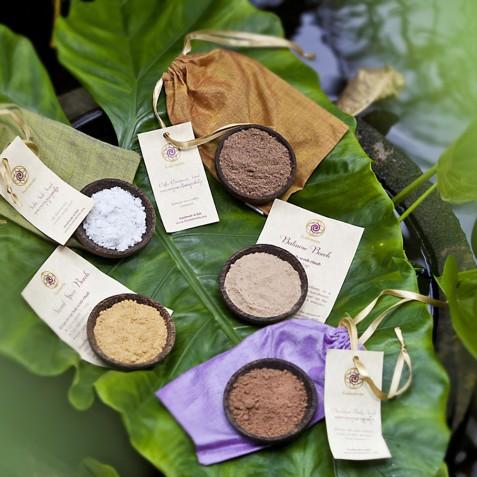 Fivelements Puri Ahisma, Bali - Bidadari Spa Products
