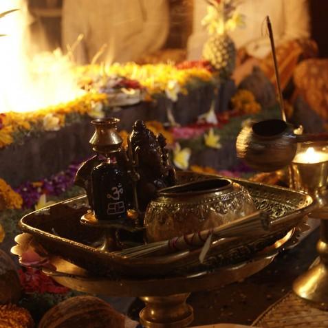 Fivelements Puri Ahisma, Bali - Fire Ceremony Ritual