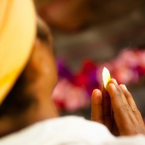 Fivelements Puri Ahisma, Bali - Healing Prayer
