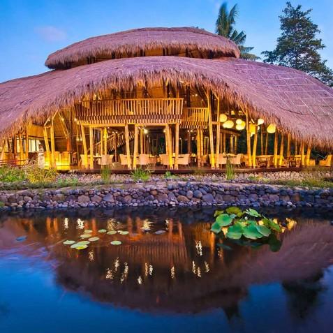 Fivelements Puri Ahisma, Bali - Sakti Restaurant