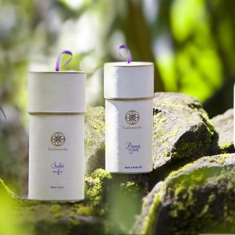 Fivelements Puri Ahisma, Bali - Spa Products