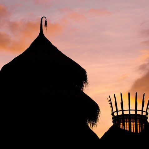 Fivelements Puri Ahisma, Bali - Sunsets