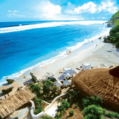 Karma Kandara Resort Facilities - Private Beach