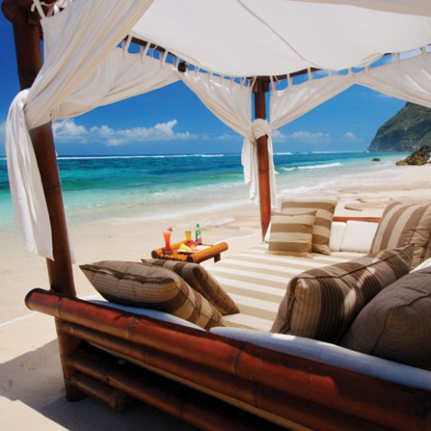 Karma Kandara Resort Facilities - Beach Club