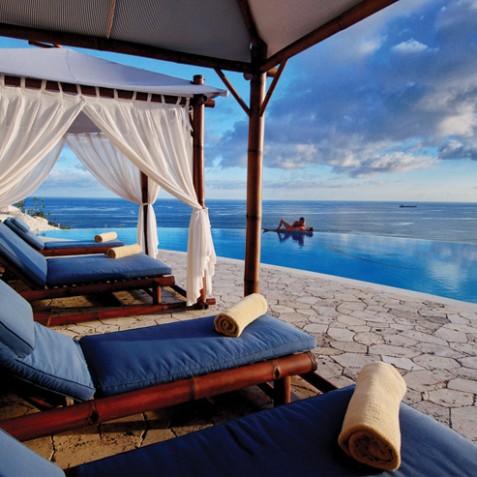 Karma Kandara Resort Facilities - Pool Deck