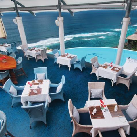 Karma Kandara Resort Facilities - Restaurant