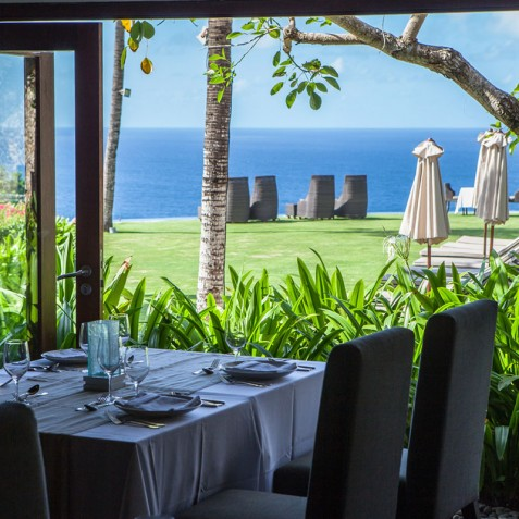 Semara Luxury Villa Resort - Restaurant