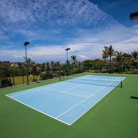 Semara Luxury Villa Resort - Tennis Court